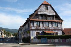 Hôtel-restaurant L'Hostellerie d'Alsace - Cernay - #Alsace