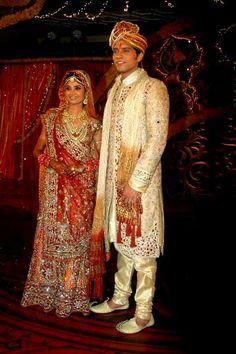 Television actress Ratan Rajput wedding