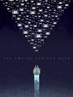 not to be nerdy or anything...but nothing is better than the empire strikes back. via: buzzfeed