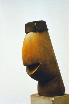 Brancusi; the Chief