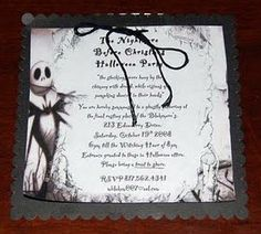 Halloween - Jack Skeleton - Nightmare before Christmas