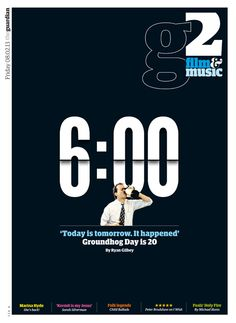 Guardian G2 F&M Groundhog Day cover