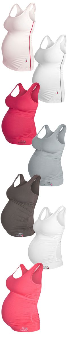 FittaMamma. Stylish  supportive maternity activewear. Gorgeous maternity workout clothes Designed to look fantastic and support your bump, our tops are super-stretchy.  Team with yoga pants, supportive exercise leggings or fitness capris for the full workout wardrobe. Idea for Yoga, Pilates, Running, cycling or classes. Visit our website fittamamma.com for the full range and support on a #fitpregnancy