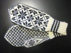 Knitted Mittens Pattern, Knit Mittens, Baby Knitting Patterns, Mitten Gloves, Knitting Designs, Stitch Patterns, Knitting Blogs, Knitting For Beginners, Knitting Stitches