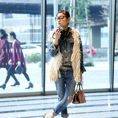 【ストリートスナップ】@Tracy Street of Shibuya, Tokyo Fashionsnap.com