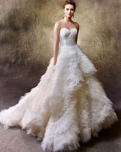 Explore HCTB's wedding dresses & bridal gowns collection at our San Diego store! Shop for designer wedding dresses from our San Diego bridal boutique today! Wedding Dress Gallery, Wedding Dress Pictures, Wedding Dresses 2018, Elegant Wedding Dress, Bridal Dresses, Gown Wedding, 2017 Wedding, Beautiful Gowns, Beautiful Dream