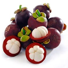 Mangosteen, the best fruit in the world..