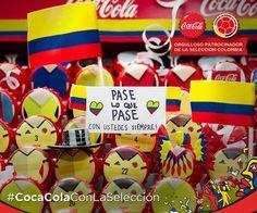 .Y Tambien con las CHICAS SUPERPODEROSAS, seleccion Colombia femenina... Estamos en octavos de final de la Copa Mundo. Tambien ellas son COLOMBIA... Qué bueno que a ellas le dedicaramos celebraciones... UN APLAUSO Y UNA OVACION DE PIE PARA ELLAS. (Me siento orgullosa)