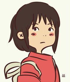 Chihiro - Sen to Chihiro no Kamikakushi / Spirited Away