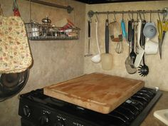 How to Organize, Add Storage and Improve Life in a Truck Camper | Living Simply By Going Backwards