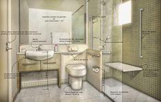 Dicas para instalar barras de apoio no banheiro       Ao instalar barras de apoio para portadores de necessidades especiais no banheiro,...