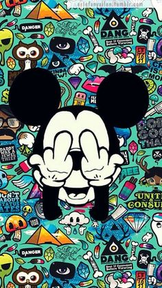 Read Mickey Mouse from the story Fondos de pantalla, Kawaiis y K-popers by (GiulixYukimura❤) with 455 reads. dễ, k-pop, kawaii. Graffiti Wallpaper, Tumblr Wallpaper, Screen Wallpaper, Mobile Wallpaper, Wallpaper Backgrounds, Iphone Wallpaper, Hipster Wallpaper, Mickey Mouse Wallpaper, Disney Wallpaper
