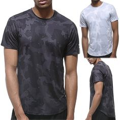 2019 Best Selling Products Mens Fitness Fast-drying Sports Camouflage Print Breathable Short-sleeved GYM Top Men T-shirt  Price: 9.95 & FREE Shipping  #fashion|#health|#beauty|#fitness 3d T Shirts, Cheap T Shirts, Badminton T Shirts, Gym Tops, Business Shirts, Gym Products, Shirt Price, Sport Fashion, Mens Fitness