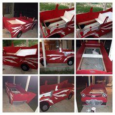 Grease movie car for homecoming parade