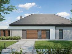 Wizualizacja CPT HomeKONCEPT-26 CE Exterior, Outdoor Decor, Plans, Dom, Home Decor, Home, Decoration Home, Room Decor, Outdoor Rooms