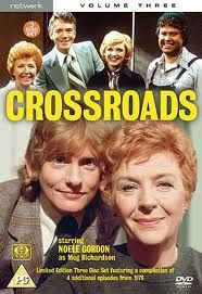 crossroads cast 1970 -  Mum watched this while my brother and I ate our tea.