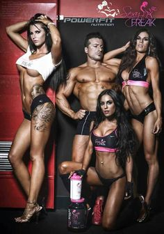 Fitness ladies ! All sexy ... Get in shape girls , step ya game up #GetFit #Models - Be Sociable & Share ! http://becomingalphamale.com/hgh-advanced-is-it-really-the-best-hgh-releaser-see-now