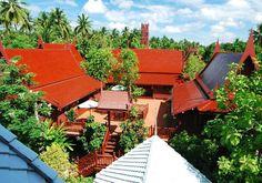 Baan Amphawa Resort & Spa : Samut Songkhram, Thailand