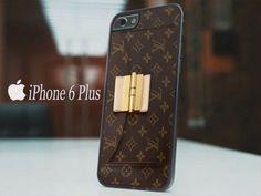 Iphone 6 Plus Case, 6 Case, Handmade Accessories, Louis Vuitton Handbags, Creative Design, Hong Kong, Plastic, Phone Cases, Wallet