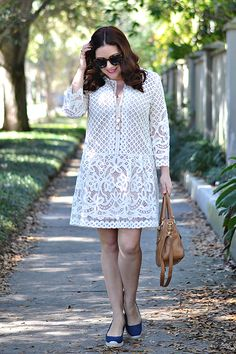 History In High Heels: Outfit: Goodbye Winter, Hello Florida
