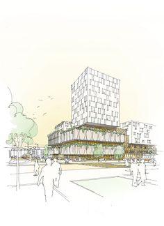 Portfolio - Theo van Leur Architectuur Presentaties
