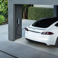 Conveniently charge your car at home or the office with the Tesla Silver Wall Connector, which provides incredibly fast recharge speeds. My Dream Car, Dream Cars, Ev Charger, Tesla Roadster, Tesla Model X, Tesla S, Mustang Convertible, Silver Walls, Wall Boxes