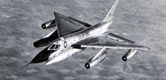 Convair B-58A Hustler - 1960, Bomber, B 58A Hustler, Convair