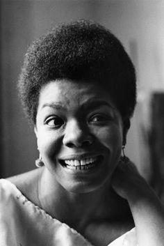 Maya Angelou Photographic Print by G. Marshall Wilson at Art.com