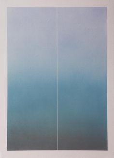 Azul Azul, Xaime Quesada Blanco, 2006 1975, Blue Nails, White People, Art