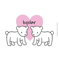 bipolar 2     To find out more information about schizoaffective disorder  please visit http://mybrainsick.com.