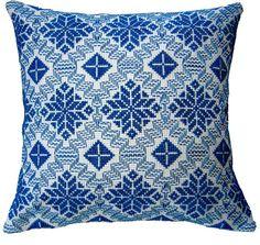 Handwoven Swedish Weave Pillow Stargazer by SwedishWeaveDesigns, $45.00