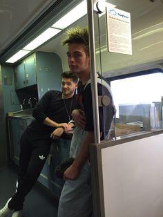 Cody Christian & Dylan Sprayberry