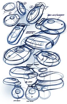John Muhlenkamp | Industrial Design Sketching and Drawing Tutorials
