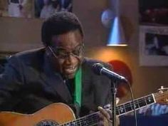 "Al Green singing acoustic version of ""Raining In My Heart."""