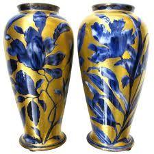 Картинки по запросу cobalt blue porcelain vases