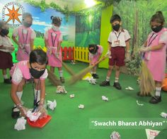 Importance of Cleanliness and Hygiene - Best CBSE School in Howrah