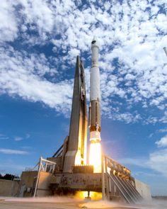Atlas V launches GPS IIF-10