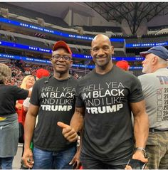 """"""" We love you President Trump ❤️🇺🇸"""" Trump Is My President, Vote Trump, Running For President, Pro Trump, Conservative Memes, I Love America, American Pride, African American History, Donald Trump"""