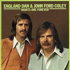 England Dan & John Ford Coley discovered using Shazam