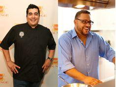Jose Garces and Kevin Sbraga