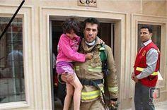 Historiasinsolitas.com (Amir Abbasi, Héroe murió para salvar a una niña de 9 años)