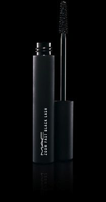 MAC Zoom Fast Black Lash: Bold, dark and lasts all day.  What more could you ask for in a man... I mean, mascara.