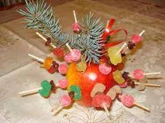 Výsledek obrázku pro vánoční svícny výroba