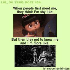 True.// OH MY GOSH YES