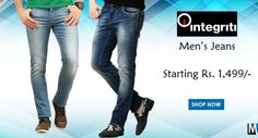 Men Can Enhance Their Wardrobe Experience By Adding Branded #Jeans