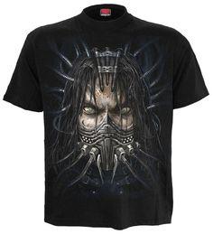 Spiral - Mens - ENFORCER - T-Shirt Black - XL