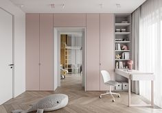 Family home with marble decor, textured wall panels, wood panelling and modern furniture. Featuring an adjoined kids' room design with dual level play space. Room Interior Design, Kids Room Design, Home Office Design, Home Interior, House Design, Sofa Design, Furniture Design, Kid Furniture, Design Design