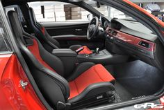 EAS posted - Nice Recaro Sportster CS in M3