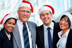 Corporate Holiday Party Themes from Punchbowl Suit Rental, Tuxedo Rental, Holiday Parties, Christmas Time, Office Christmas Party, Wedding Themes, Party Suits, Budgeting, Office Parties