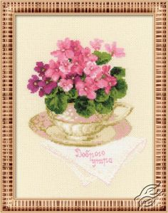 Good Morning - Cross Stitch Kits by RIOLIS - 1269